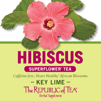 Key Lime Hibiscus Single Overwrap