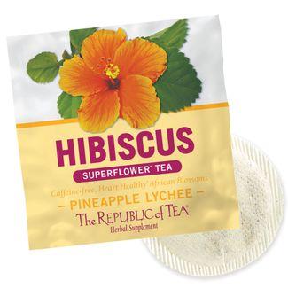 Pineapple Lychee Hibiscus Single Overwrap