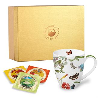 Custom Mug and 12 Count Tea Bag Gift