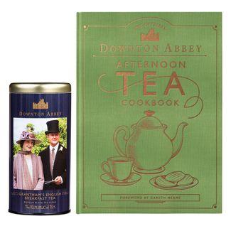 Downton Abbey® Afternoon Tea Cookbook & Custom Tea Gift