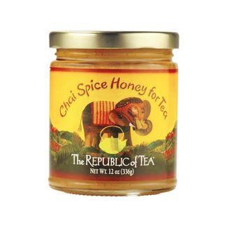 Chai Spice Honey for Tea