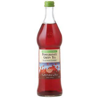 Pomegranate Green Iced Tea