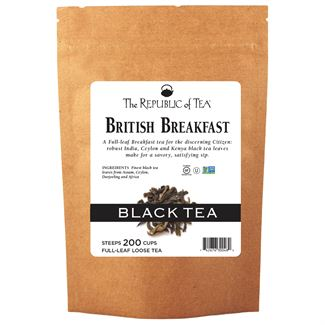 British Breakfast Black Full-Leaf