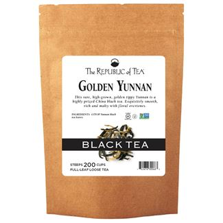 Golden Yunnan Black Full-Leaf