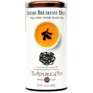 Decaf British Breakfast Black Full-Leaf