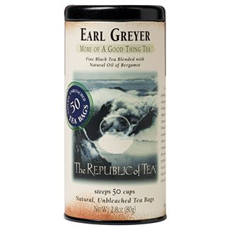 Earl Greyer Black Tea Bags