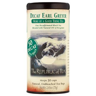 Decaf Earl Greyer Black Tea Bags