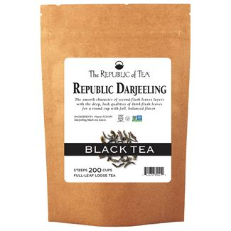 Republic Darjeeling Black Full Leaf