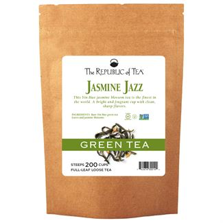 Jasmine Jazz Green Full-Leaf