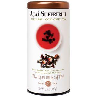 Açaí Superfruit Green Full-Leaf Tea