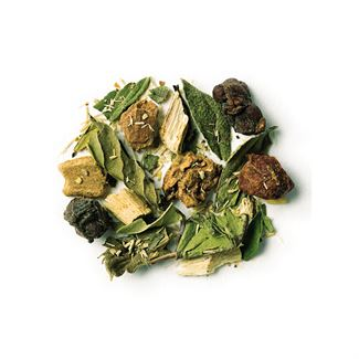 Ginseng Peppermint Herbal Full-Leaf