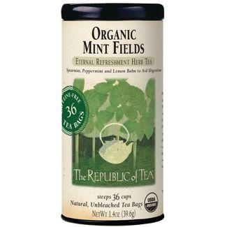 Organic Mint Fields Tea Bags