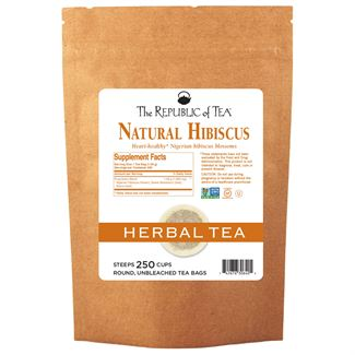 Natural Hibiscus Tea Bags