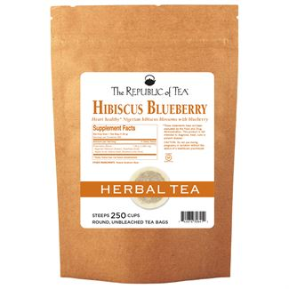 Blueberry Hibiscus Tea Bags
