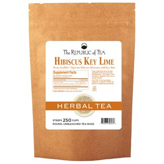 Key Lime Hibiscus Tea Bags