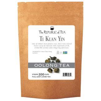 Ti Kuan Yin Full-Leaf