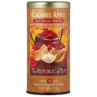 Caramel Apple Red Tea Bags