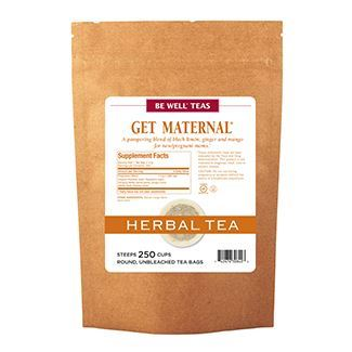 get maternal&#174; - No.10<br />Herb Tea for Pregnancy