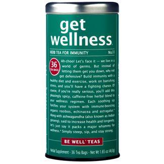 get wellness® - No.11 Herb Tea for Immunity