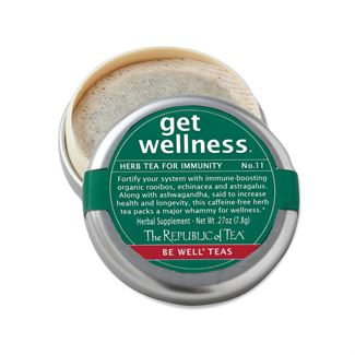 get wellness® - No.11 Herb Tea for Immunity