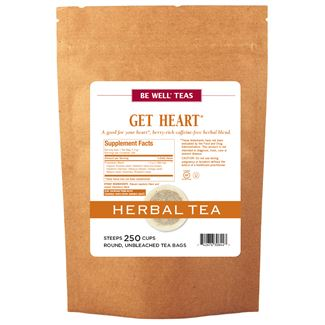 get heart® - No.12 Herb Tea for Cardio Health