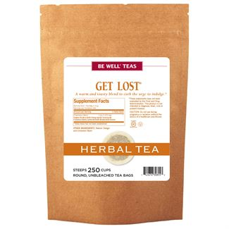 get lost® - No. 6 Herb Tea for Weight Control