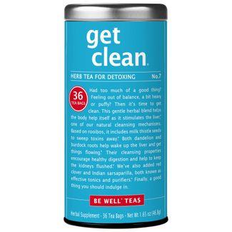 get clean - No. 7 Tea Bags