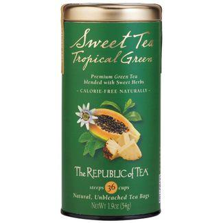 Sweet Tea Tropical Green Tea Bags