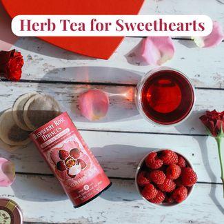 Raspberry Rose Hibiscus Tea Bags