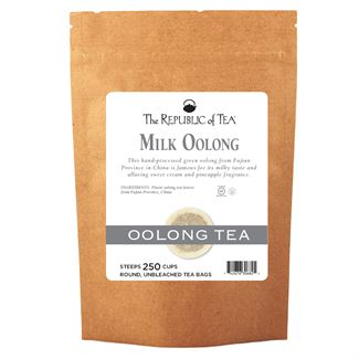 Milk Oolong Tea Bags