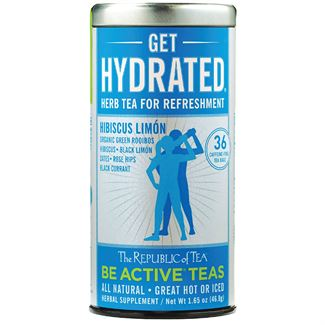 Get Hydrated® - Herb Tea for Refreshment
