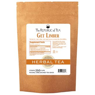 Get Limber® - Herb Tea for Flexibility