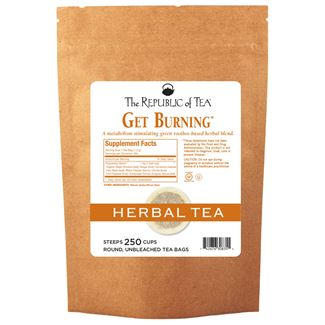 Get Burning® - Herb Tea for Metabolism