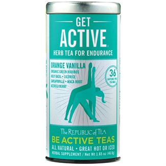 Get Active® - Herb Tea for Endurance