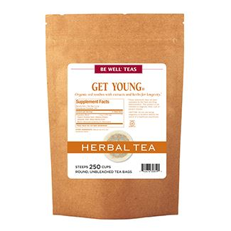get young® - No. 19 Herb Tea for Longevity