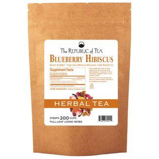 Hibiscus Blueberry Full-Leaf Tea