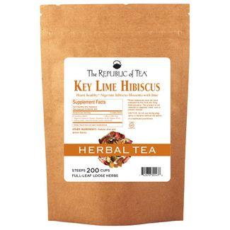 Hibiscus Key Lime Full-Leaf Tea