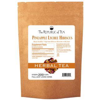 Hibiscus Pineapple Lychee Full-Leaf Tea