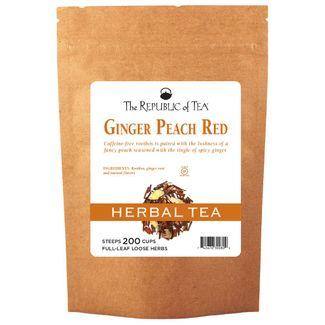 Ginger Peach Red Full-Leaf Tea