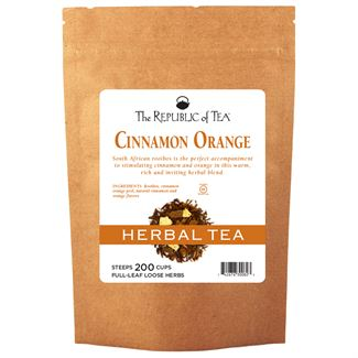 Cinnamon Orange Red Full-Leaf Tea