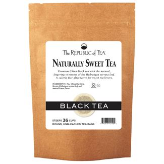 Calorie-Free Naturally Sweet Tea
