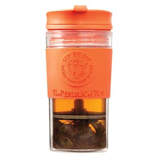 Sip by Sip Travel Tea Press