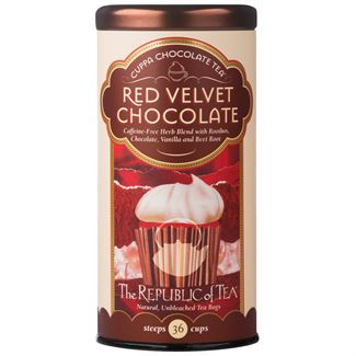 Red Velvet Cuppa Chocolate Tea Bags
