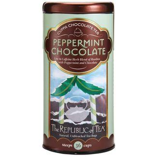 Peppermint Chocolate Tea Bags