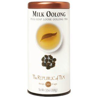 Milk Oolong Full-Leaf