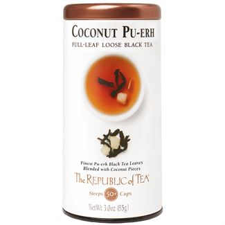 Coconut Pu-erh Full-Leaf