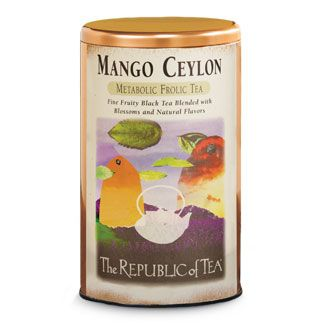 Mango Ceylon Display Tin