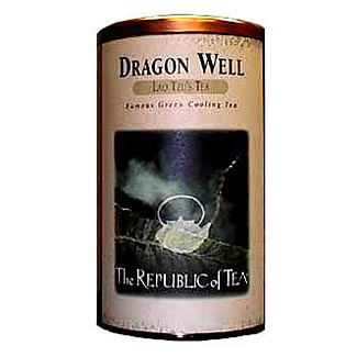 Dragon Well Display Tin