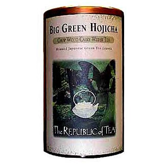 Big Green Hojicha Display Tin