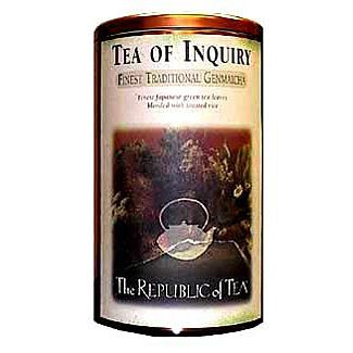 Tea of Inquiry Display Tin